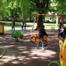 Почетен гражданин на Стара Загора дари детска площадка