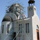 Градят православен храм с дарения