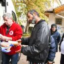 БЧК отвори мобилна трапезария в Пловдив