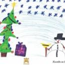 Деца рисуваха за благотворителна акция