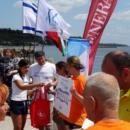 Холандци от побратимения град Дордрехт плуваха благотворително в два маратона във Варна