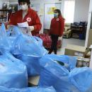 БЧК раздава хранителни продукти на над 40 хил. души