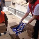 БЧК-Несебър започва раздаването на помощи, предоставени по европейска програма