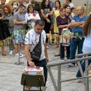 "Училище ""Св. Паисий Хилендарски"" в Хасково подпомогна три болни деца"