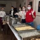 Обяд за хора в нужда осигури Община В. Търново за Международния ден за борба с глада