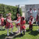 Деца лазаруваха благотворително в подкрепа на болно момиче от Стара Загора